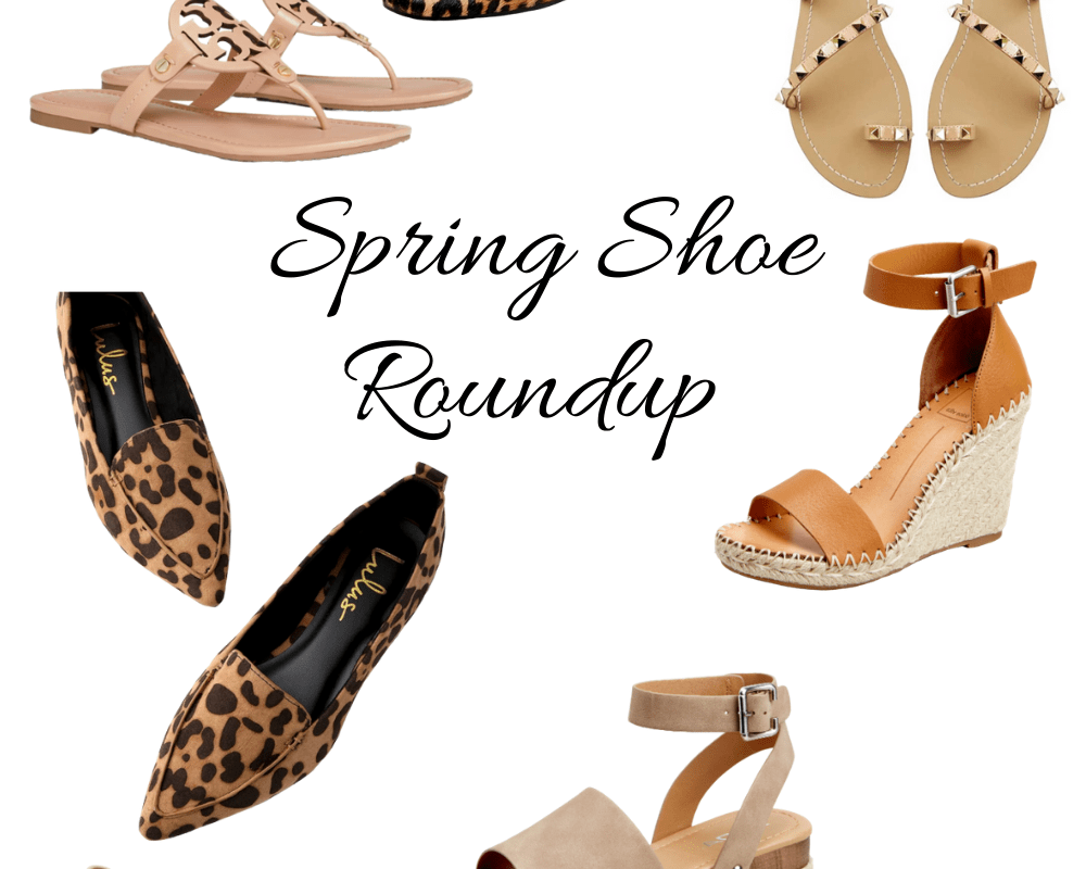Spring Shoe Roundup | Chaos and Coffee