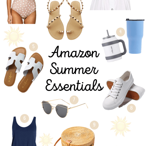 10 Summer Necessities in My Amazon Cart