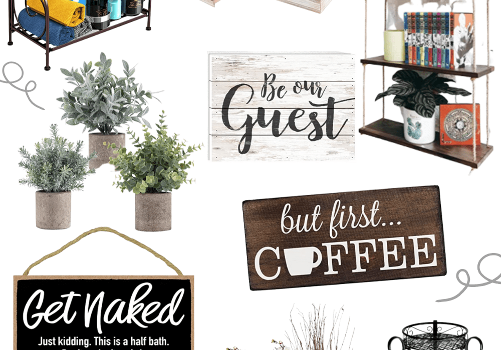 10 Recent Home Decor Finds from Amazon