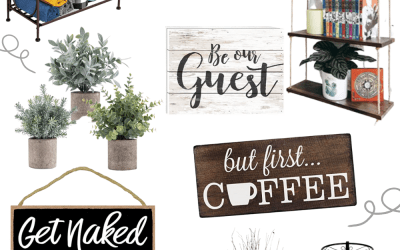 10 Recent Home Decor Finds from Amazon | Chaos and Coffee