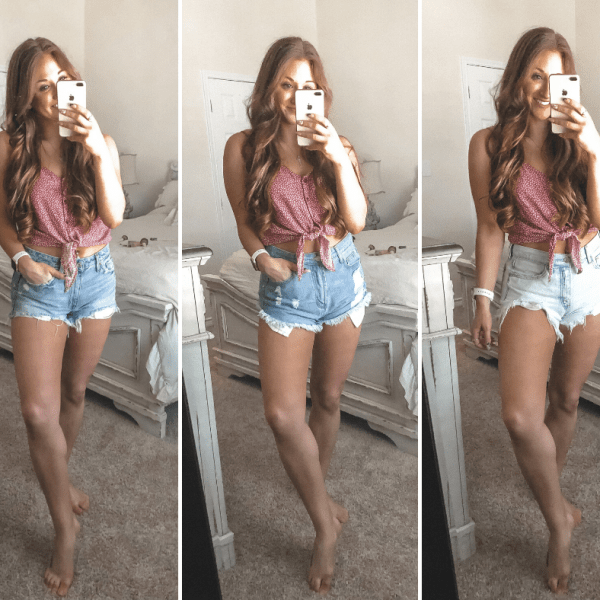 Top 3 Favorite Denim Shorts for Summer