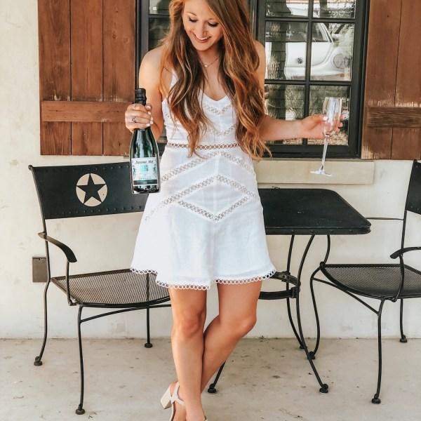 Roundup of 8 White Dresses for Summer