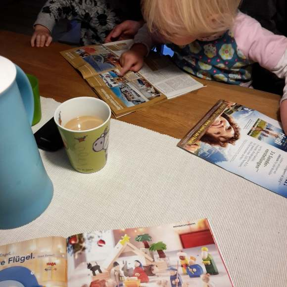Jako-o und Kinderhotel Prospekt