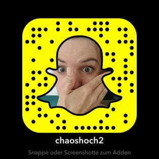 Snapcode chaoshoch2