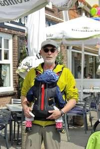 Cuxhaven mit BabyBjörn (3)