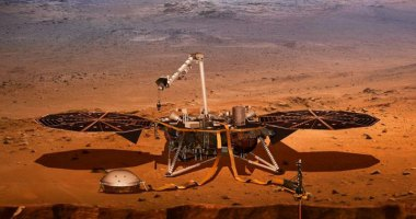 NASA's InSight Successfully Lands on Mars [First Images and Videos]