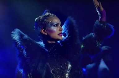 Natalie Portman Sings Sia Song Wrapped Up in New Vox Lux Trailer