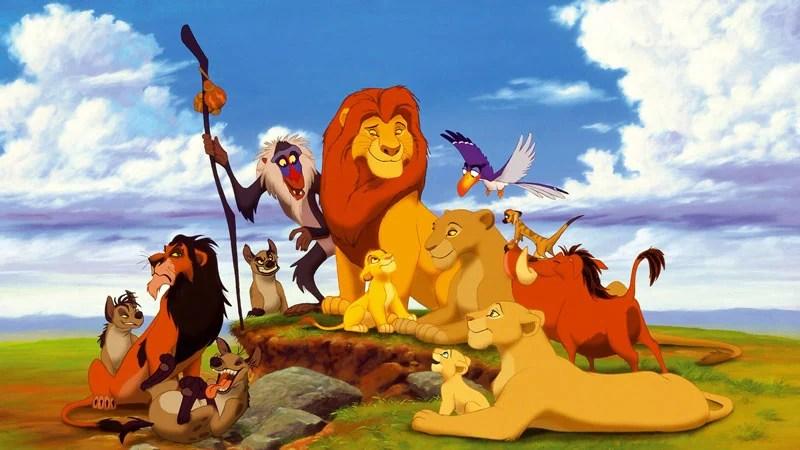 The Lion King Teaser Trailer