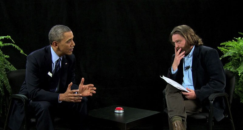 Between Two Ferns with Zach Galifianakis Film Coming in 2019