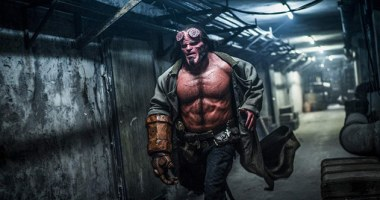 The First Official Trailer for Hellboy New Film is Here: Watch