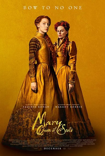 mary queen of scots 2018 trailer poster plot cast and more