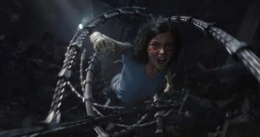 Alita: Battle Angel Super Bowl Trailer: James Cameron's New Sci-Fi Film