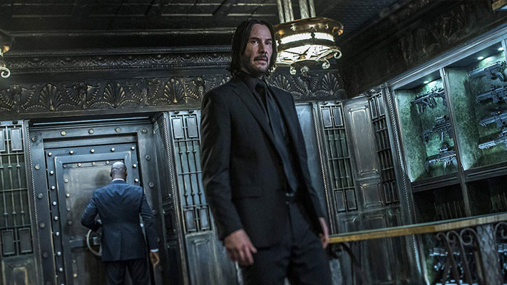 New John Wick: Chapter 3 – Parabellum Trailer with Keanu Reeves: Watch