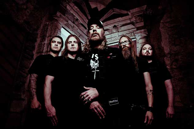 At the Gates Releases New Video For The Colours Of The Beast Song
