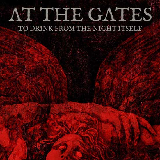 at the gates to drink from the night itself album cover 2019 tour