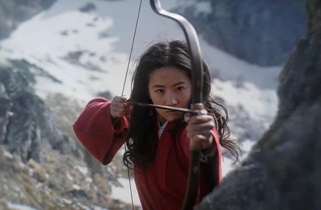 Mulan first trailer for Disney's live-action remake film