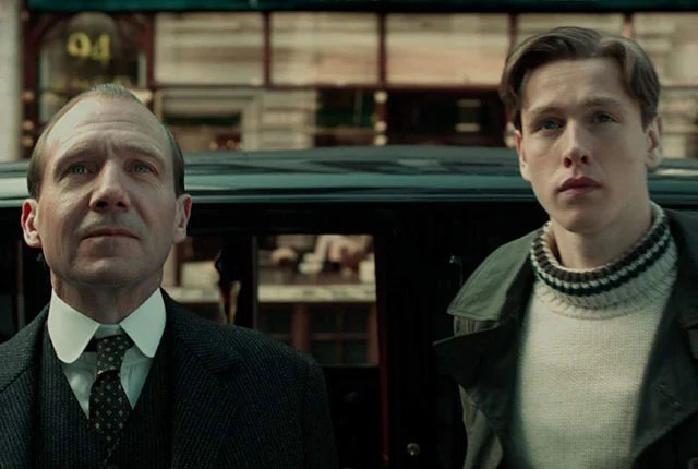 The King's Man first trailer for Kingsman prequel film