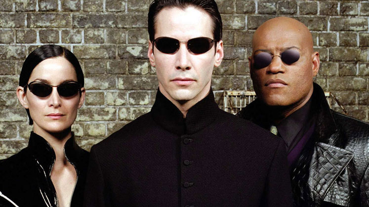 Matrix 4 confirmed with Keanu will return as Neo and Carrie-Anne Moss as Trinity