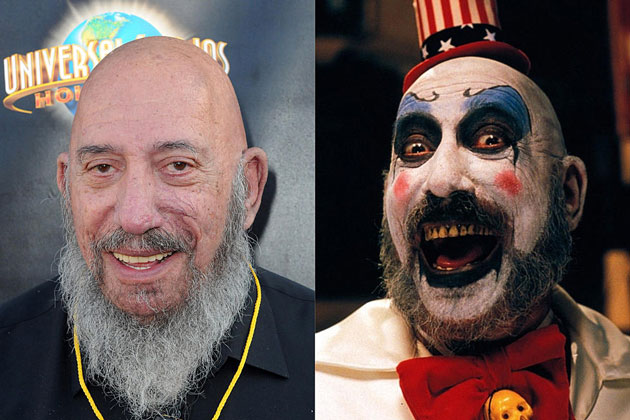 Sid Haig dies at 80, Horror Actor in House of 1000 Corpses