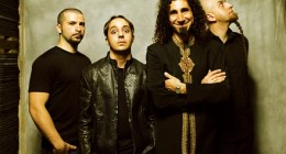 System of a Down announce to tour dates Europe in 2020