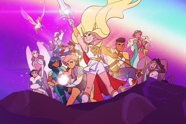 She-Ra and the Princesses of Power season 4 trailer and Netflix release date