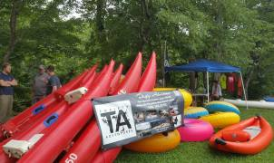 Thrifty Adventures Kayaks