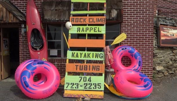 Thrifty Adventures, The Carolina Adventure Guides