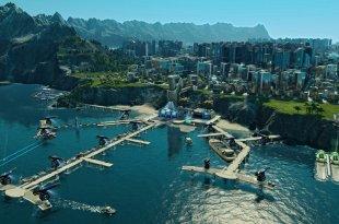 Anno 2205 Port City