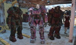Best Power Armor paint