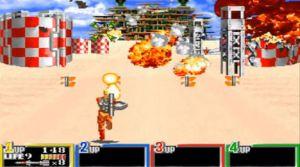 1992 G.I. Joe Arcade Game By Konami