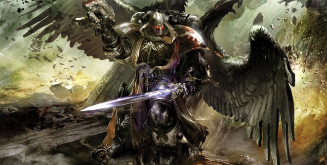 Warhammer 40k Winged Angel