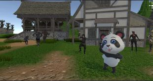 Gangnam Panda