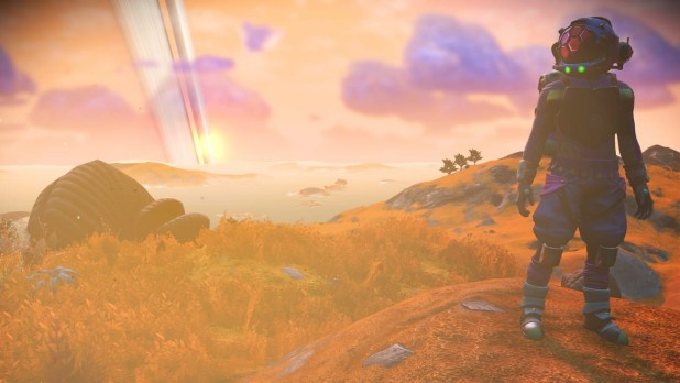 No Man's Sky NEXT 3rd person.
