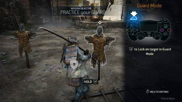 For Honor Tutorial