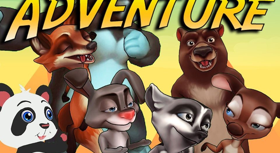 Animal Friends Adventure