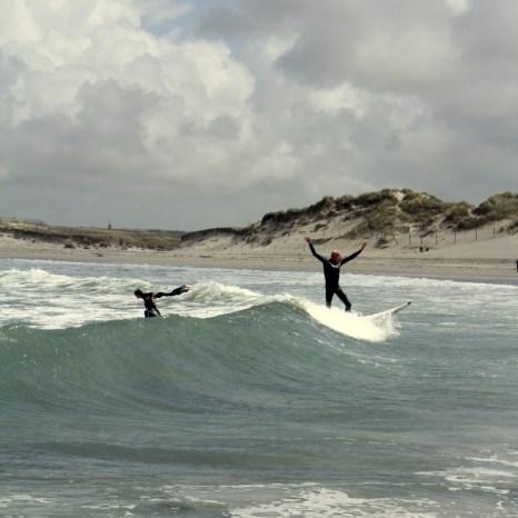 Le surf s'apprend à tous les âges !