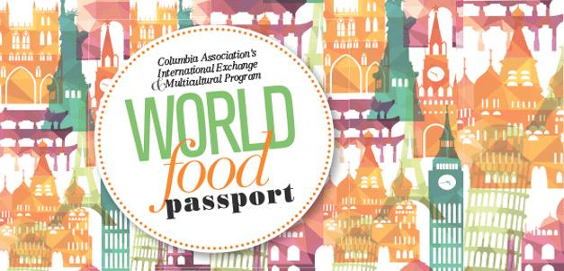 CA 2016 word food passport