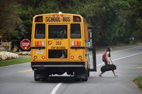 Think twice about passing that school bus. In Howard County, it could cost  you $250. - Baltimore Sun