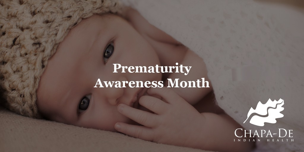 Prematurity Prenatal Care Chapa-De Indian Healthcare Auburn Grass Valley