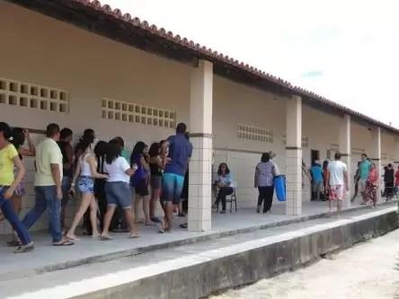 Foto/arquivo da última eleição municipal