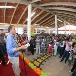 Centros de educação infantil são inaugurados em Itaberaba