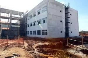 Hospital Regional da Costa do Cacau, em Ilhéus, deve ser entregue no início de 2017  (Foto: Pedro Moraes/GOVBA)
