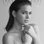 Bruna Marquezine faz topless em capa de revista