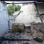 Suposta explosão de celular causa incêndio e destrói bar