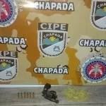 CIPE CHAPADA prende marginal armado que aterrorizava povoado de Boninal