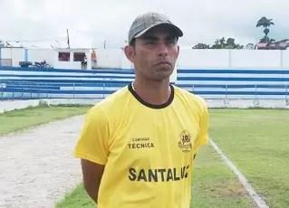 Carijé busca agora a conquista de títulos como treinador, já que na condição de jogador ergueu muitos troféus.