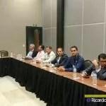 Prefeito eleito Ricardo Mascarenhas  participam em Brasília do Seminário Novos Gestores
