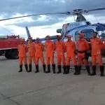 CBMBA envia especialistas em incêndios florestais para Chapada Diamantina
