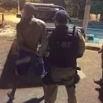 Ação conjunta da PRF e Polícia Civil prende assaltantes logo após o crime na Chapada Diamantina