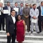 Prefeito eleito, vice e vereadores são diplomados em Itaberaba